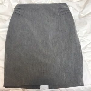 High-waisted pencil skirt. great professional look